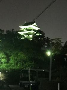 ★福山城の夜桜。 ★新しくワックスを入荷しました。